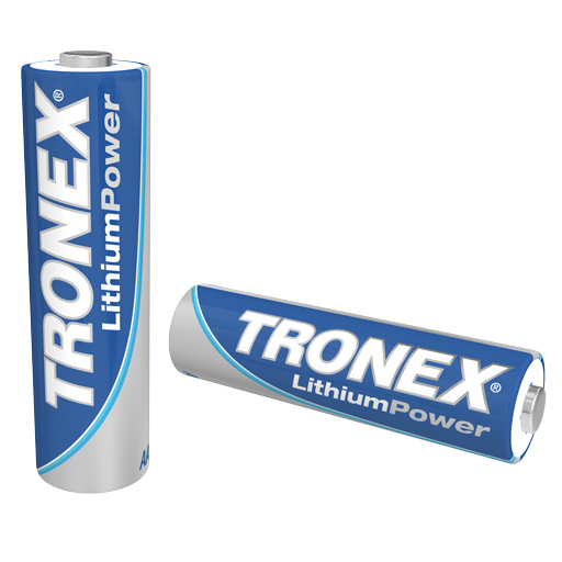 PILA LITHIUM TRONEX AA 1.5V - BLISTER X2