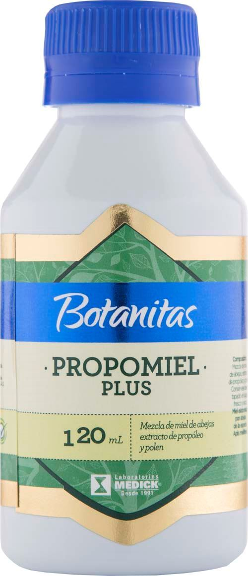 PROPOMIEL PLUS FRASCO * 120 ML