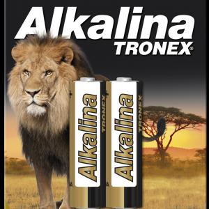 PILA ALCALINA TRONEX AA BLISTER X2