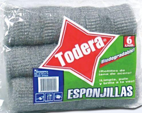 ESPONJILLA TODERA *6 UND (72)