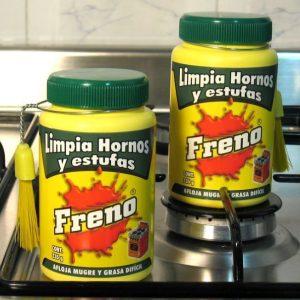 LIMPIA HORNOS FRENO*235ML(48)