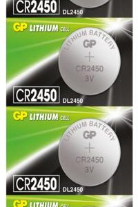 PILA LITHIUM MONEDA GP CR2450
