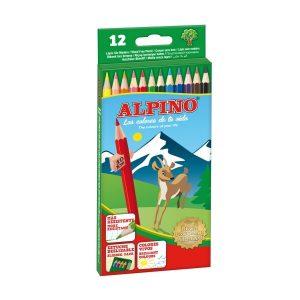 Caja de colores alpino x 12