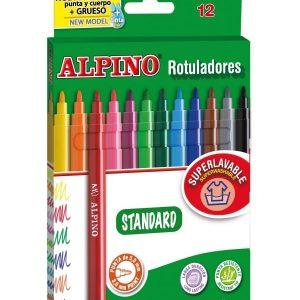marcadores alpino