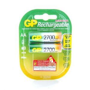 pila recargable GP