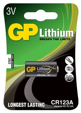 Pila de Lithium