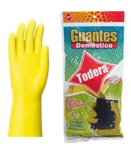 guante domestico amarillo