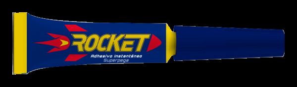ADHESIVO ROCKET CIANO 3GR BLISTER
