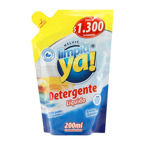 Detergente liquido limpiaya 200 ml