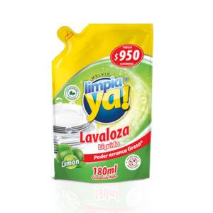 Lavaloza limpiaya 180 ml