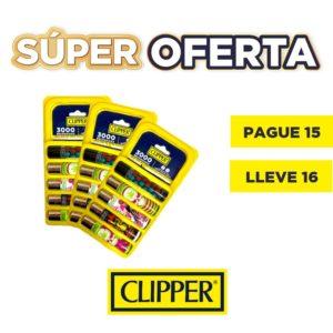 Clipper Coleccion x5