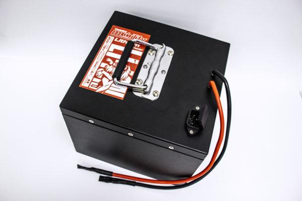 Batería de Litio para Moto Eléctrica 72 V - 60 Ah
