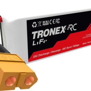 Batería para Drone LiFe 3S - 9,9 V / 3700 mAh