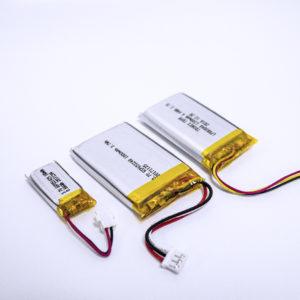 Battery Pack LiPO 3,7 V - 1000 mAh GSP653248